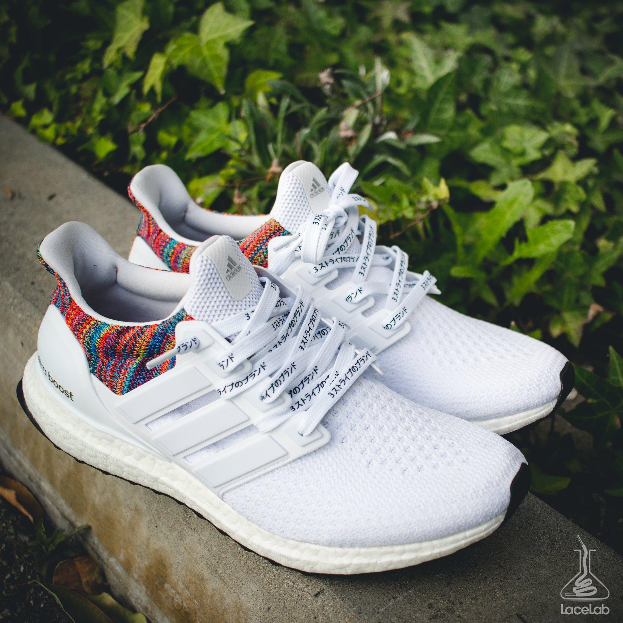 ultra boost custom laces