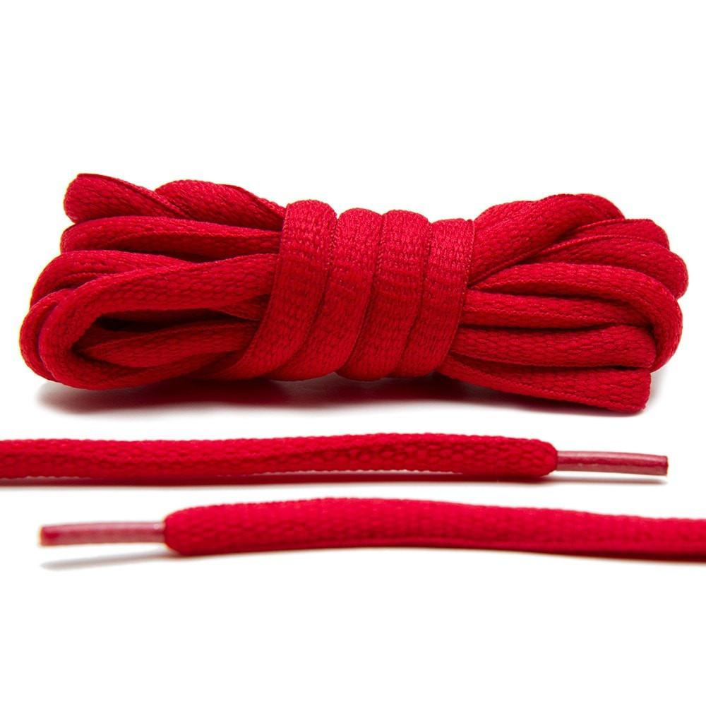 Red – Oval SB Laces – Sneaks And Laces