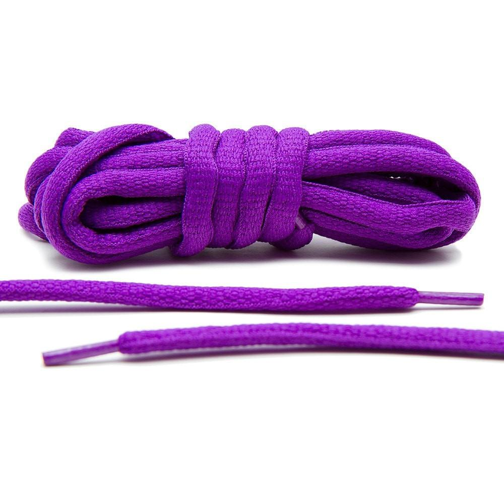 Purple – Oval SB Laces – Sneaks And Laces