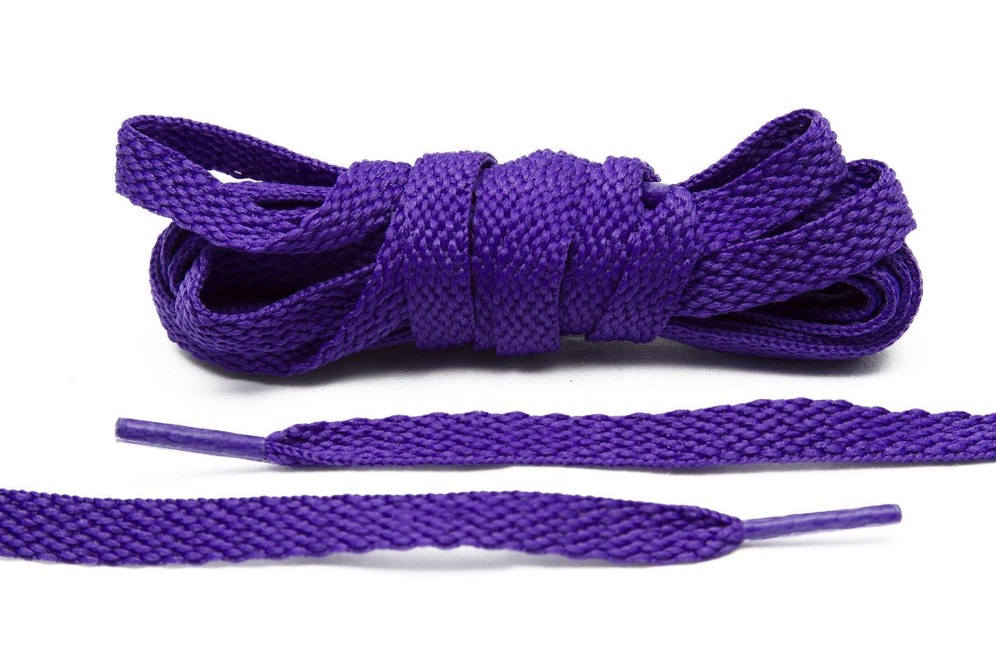 Purple Shoe Laces – Sneaks And Laces